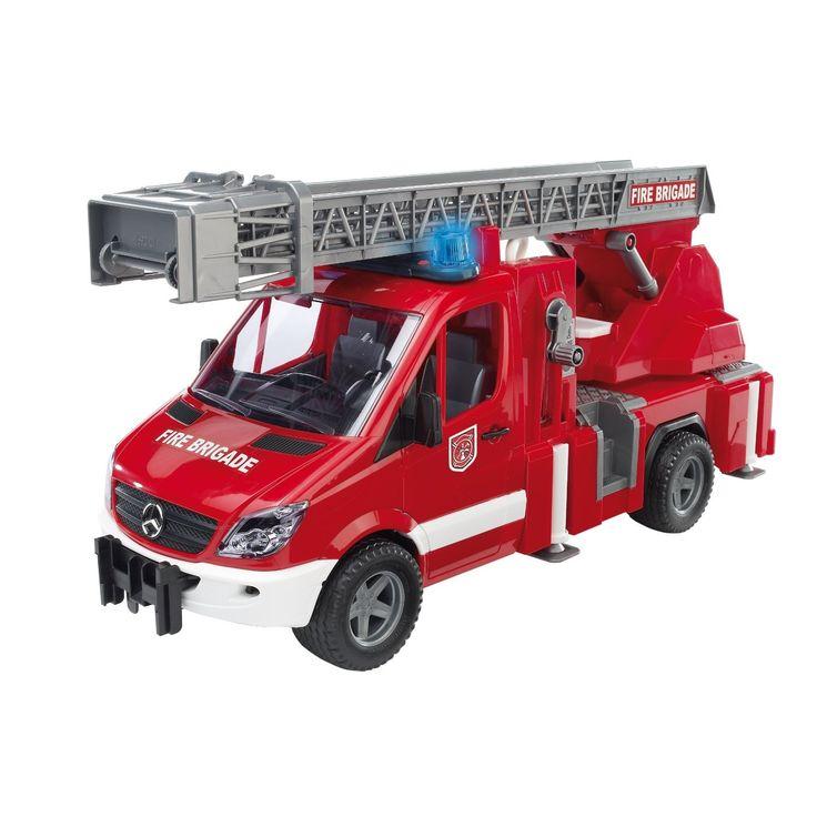 Masina de pompieri Mercedes Benz Sprinter Bruder 2532