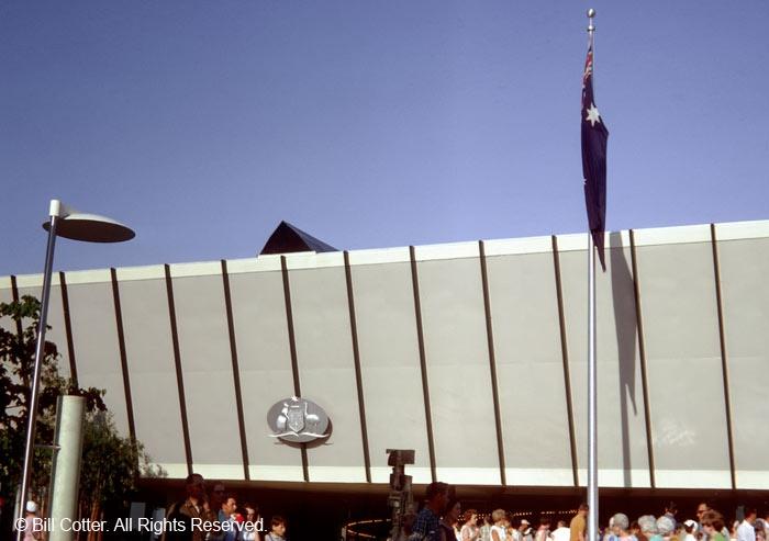 Montreal Expo 67: Australia Pavilion