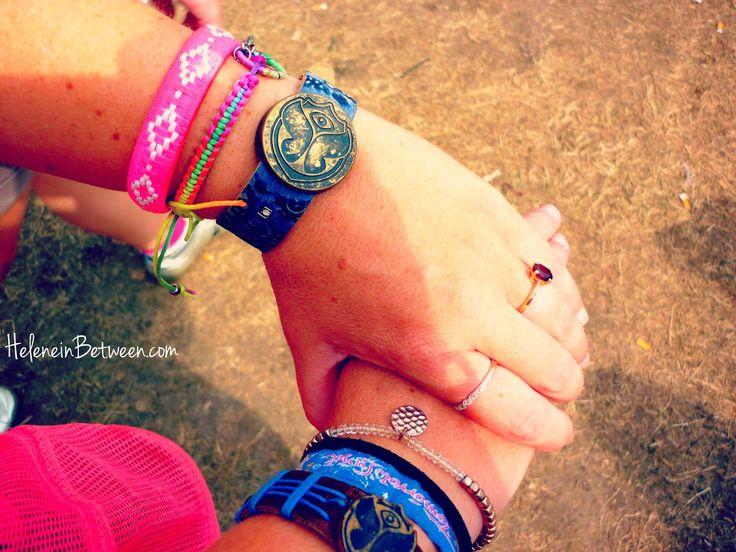 Tomorrowland 2014 Bracelets