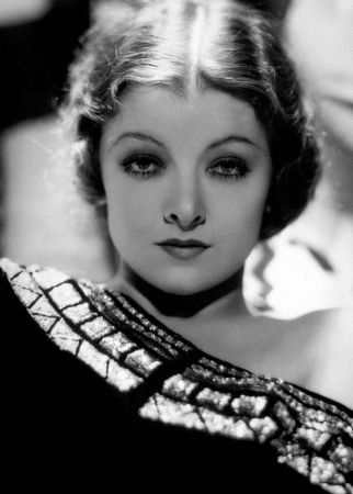 "Myrna Loy (August 2, 1905–December 14, 1993) was trained as a dancer but devoted herself fully to an acting career following a few minor roles in silent films. She was originally typecast in exotic roles. Her career took off with her portrayal of Nora Charles in The Thin Man (1934). She and costar William Powell appeared in 14 films together. She was crowned the ""Queen of Hollywood"" by a nationwide poll."