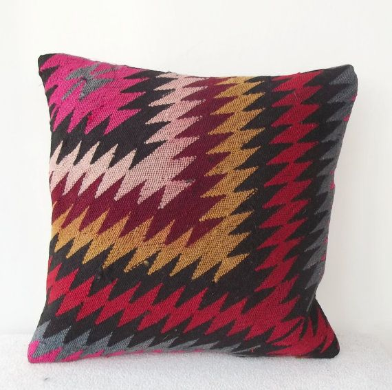 SALE  Bohemian Home Decor Decorative Throw Pillow by Sheepsroad, $60.00