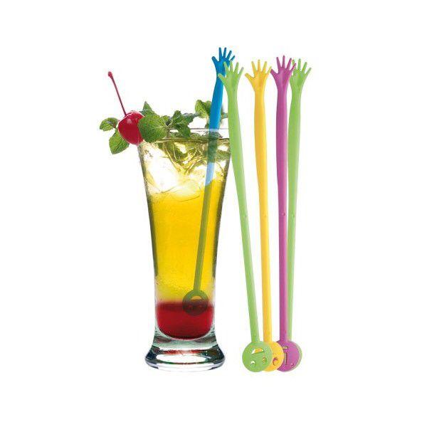 Agitateur en verre pour cocktail dresses