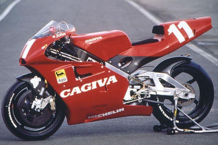 Cagiva C594 (500GP 1994, John Kocinski).