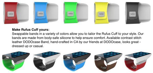 """""""Star Trek"""" hodinky budou - fanoušci zafinancovali projekt Rufus Cuff"""