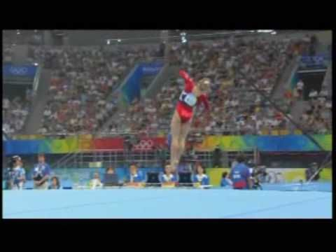 wish i could do half this!!!     Extremely Difficult Tumbling Passes Performed by American Gymnasts