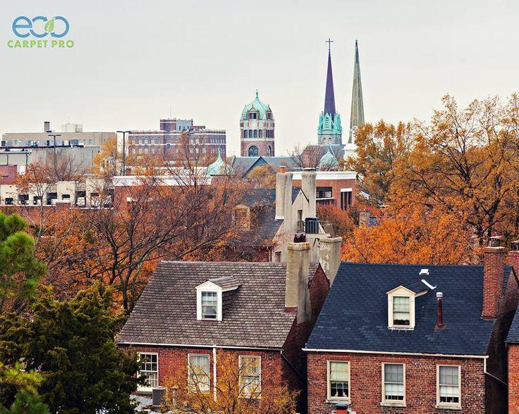 We love serving beautiful Portsmouth, VA.  Learn More: http://bit.ly/EcoCarpetPro