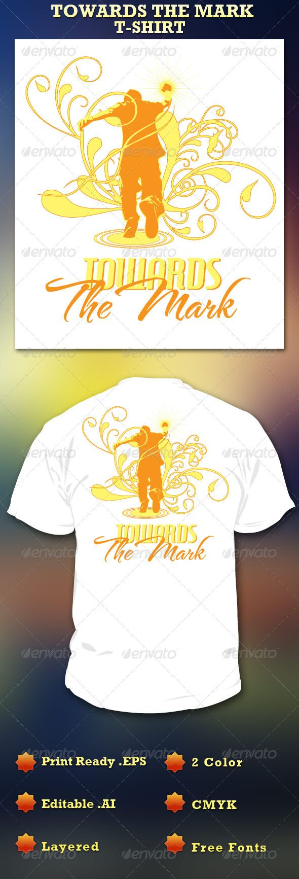 1000+ images about T-Shirt Design Template on Pinterest ...