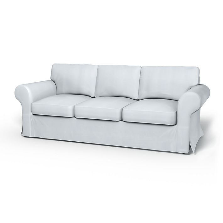 Ektorp 3 Seater Sofa Cover Without Piping Bemz 3 Seater Sofa Bed Sofa Bed Sofa