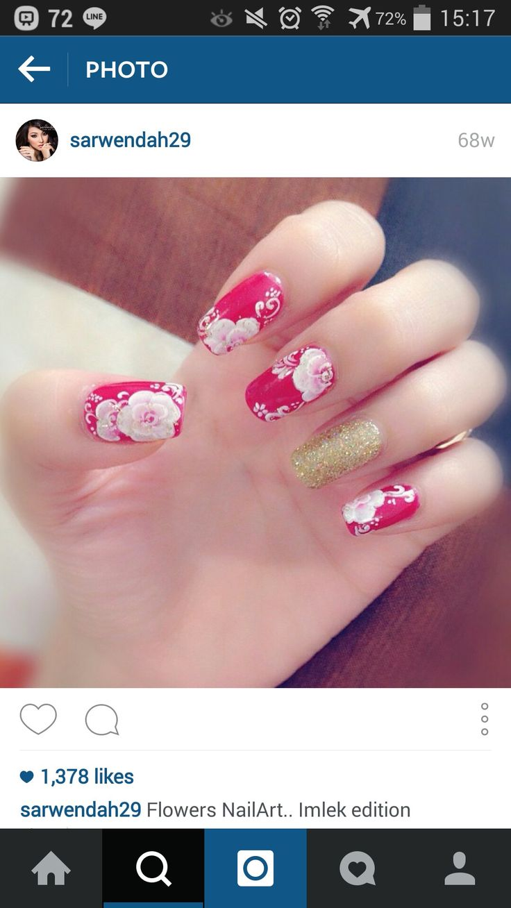 29 best winter nails images on pinterest nail design nail pretty nailart prinsesfo Gallery