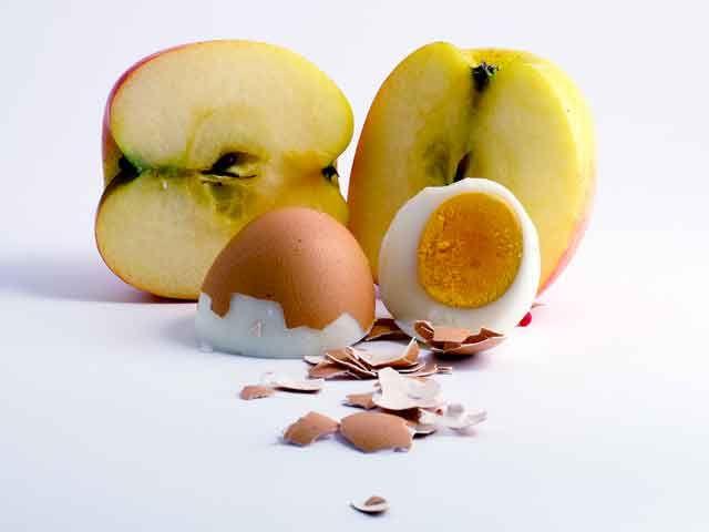 Voor een appel en een ei !