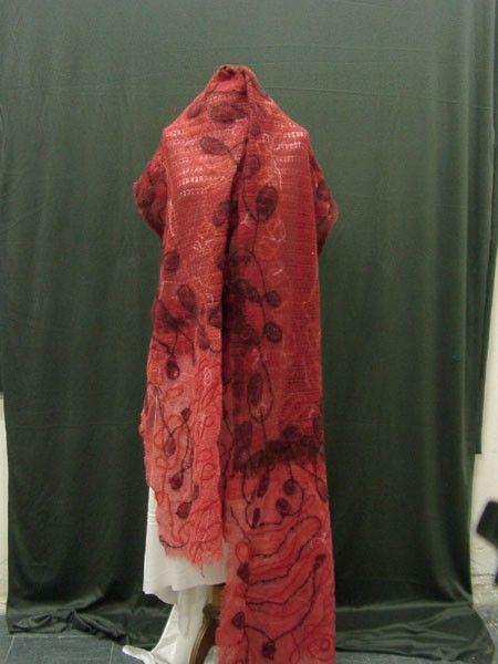 Yaga long shawl