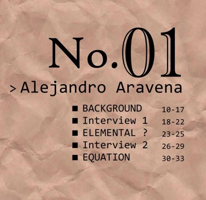 Alejandro Aravena | Issuu