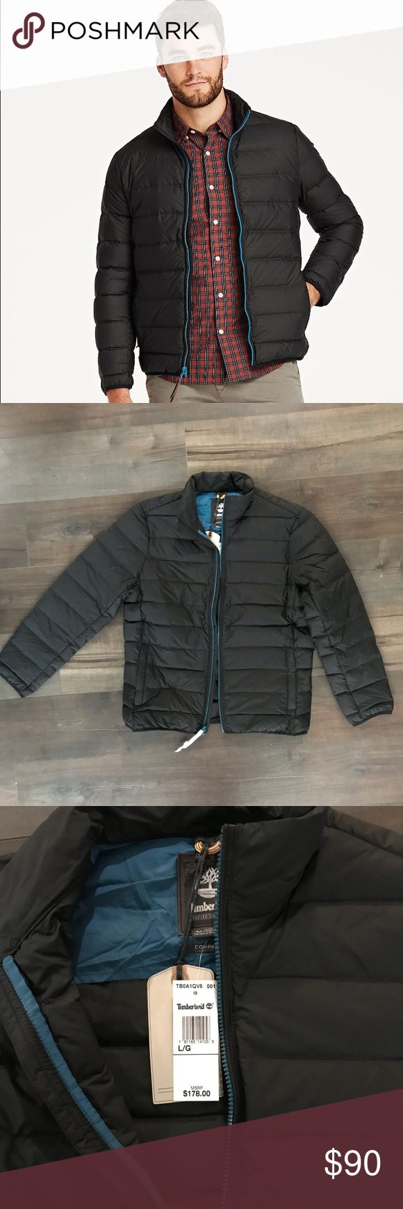 Timberland Down jacket Men's Bear Down Jacket from Timberland Timberland Jackets & Coats Puffers