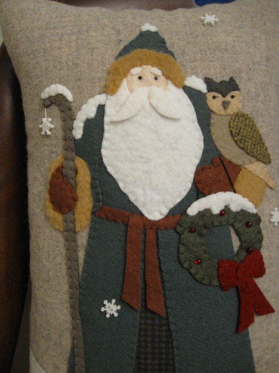 1041 Best Wool Felt Projects Images On Pinterest Wool