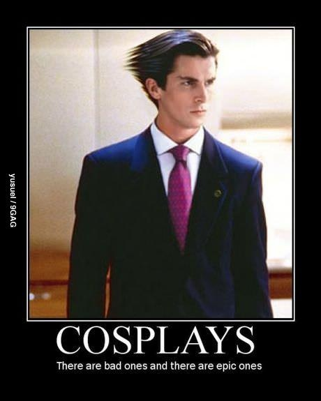 And Phoenix Wright is one of the epic ones. This person has the perfect hair.