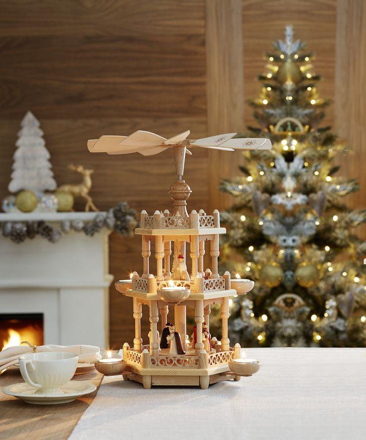 handgemacht und liebevoll bemalt gro e weihnachts. Black Bedroom Furniture Sets. Home Design Ideas