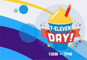 REMINDER: FREE Slurpee at 7-Eleven Today on http://www.icravefreebies.com/