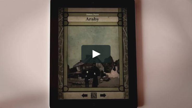Araby - James Joyce - Read Crocobee's latest interactive book.   www.crocobee.com