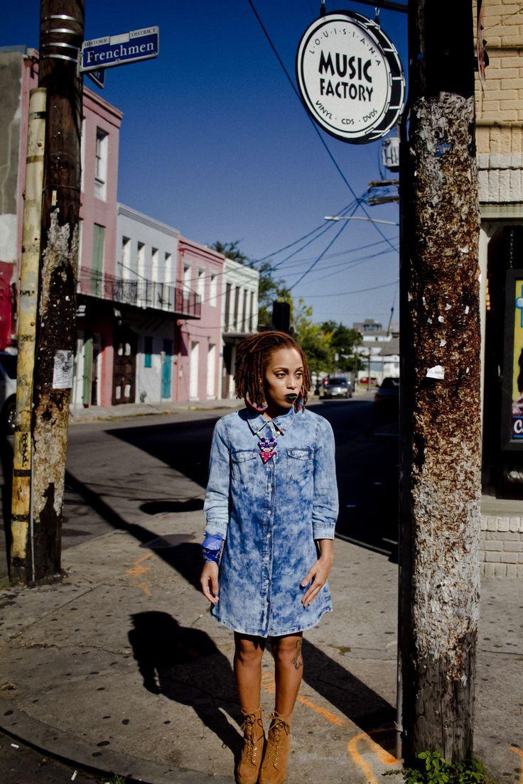 blackfashion:  Llove, New Orleans by donovan williams (ig: donovanwilliams)