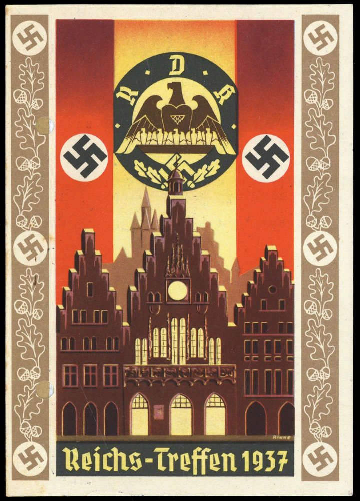 racial propaganda during the reign of the third reich The nazi racial state nazi propaganda: a history of the jews of europe during the second world war by martin gilbert.