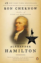 Alexander Hamilton | http://paperloveanddreams.com/book/361925689/alexander-hamilton | ANew York TimesBestseller, andthe inspiration for the hit Broadway musicalHamilton!Pulitzer Prize-winning author Ron Chernow presents a landmark biography of Alexander Hamilton, the Founding Father who galvanized, inspired, scandalized, and shaped the newborn nation.In the first full-length biography of Alexander Hamilton in decades, Ron Chernow tells the riveting story of a man who overcame all odds to…
