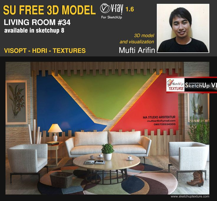 1000+ Images About FREE SKETCHUP 3D MODELS On Pinterest