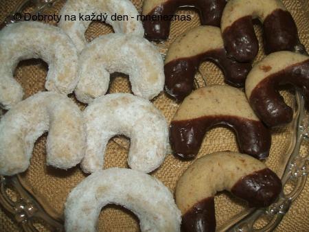 Recept Rohlíčky - hrnkové, autor: mneneznas.