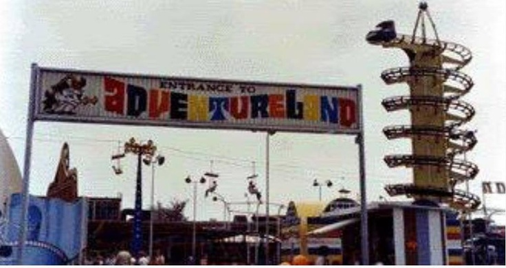 Adventureland Farmingdale Ny 1970s Inspiration For My