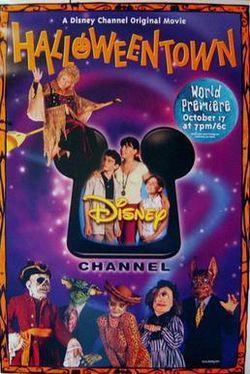 Halloweentown dvd Disney Channel movie                                                                                                                                                                                 More