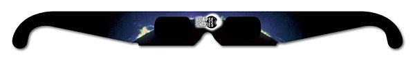 Stock Solar Eclipse Glasses