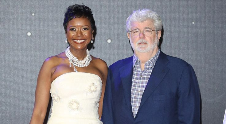 Who Is George Lucas' Wife? Meet Mellody Hobson!