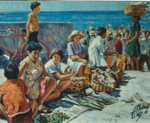 Pinturas criolla