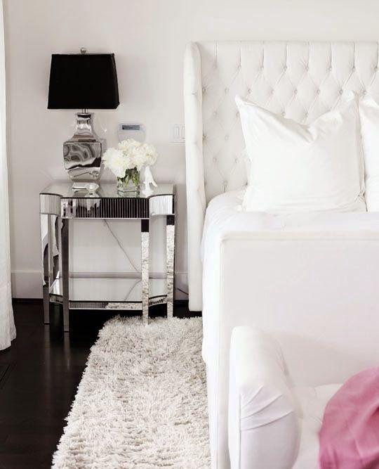 sadie + stella: Wish List: A Wingback bed