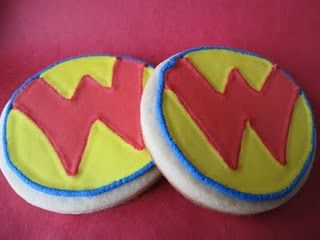 Wonder Pets Cookies for a birthday party