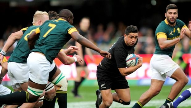 Ruthless All Blacks praised after Springboks culled