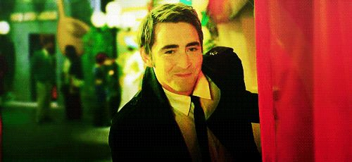 But that's okay because you're about to review how perfect he has always been. | Community Post: 50 Lee Pace GIFs That Will Make You Believe In Love Again