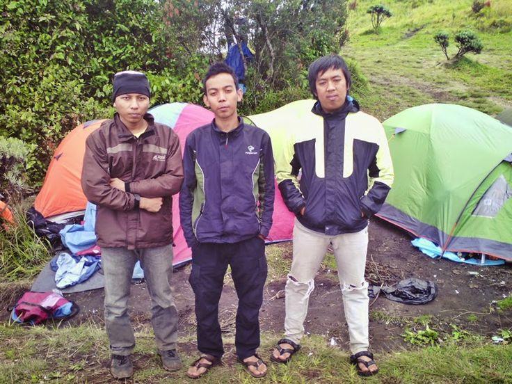 Pendakian Gunung Merbabu Jalur Selo