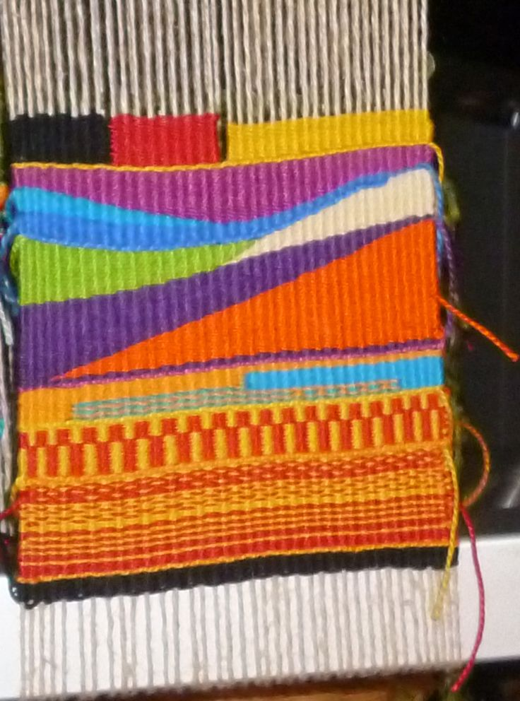 Learning to weave