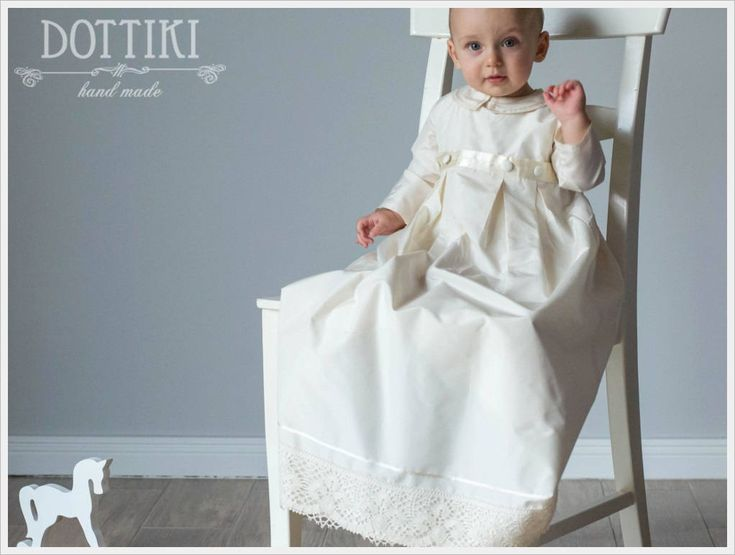 Baby Baptism Jumpsuit with Detachable Long Skirt Silk Christening Outfit  Baptism Romper with Detachable Skirt Christeninh Gown by DOTTIKI on Etsy