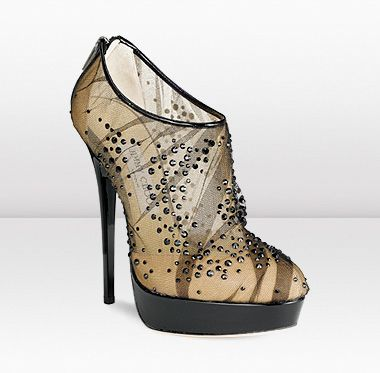I would kill for this pair of Jimmy Choo shoes.