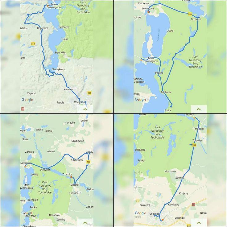 No to trasa zgrana.  112 pięknych kilometrów z @johnnybongo  #neirawypełzaznory #KaszubskaMarszruta #BoryTucholskie  #rowery #bicycling #cyclinggirl #cyclingboy #bicyclelovers #Garmin #Endomondo
