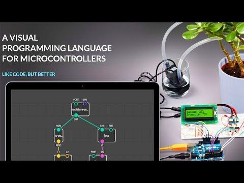 Activate an LED in 3 steps! It's easy with Visual Programming Language XOD - YouTube