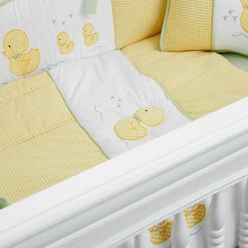 Ducky Crib Bedding Baby Hersey Pinterest Crib
