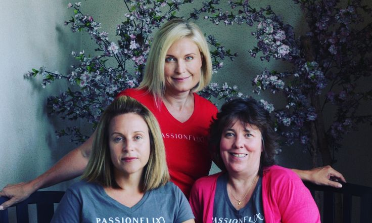 PassionFlix Is A Female-Led Streaming Service That Brings Romance Novels To The Small Screen