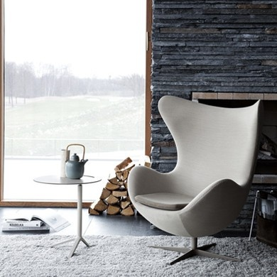 Egg chair by Fritz Hansen available at www.batavia.es