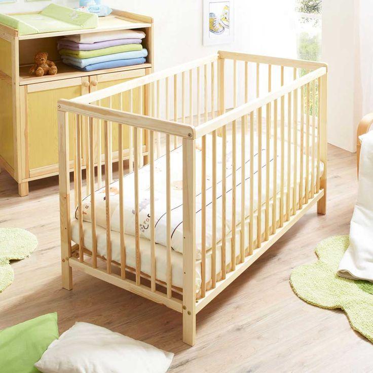 die besten 25 babybett massivholz ideen auf pinterest. Black Bedroom Furniture Sets. Home Design Ideas