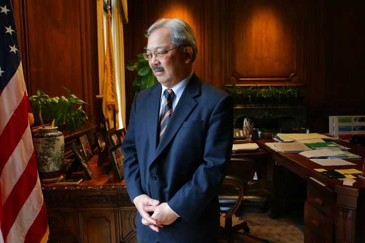 Ed Lee San Francisco Mayor Dies at 65
