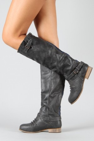 boots boot boots: Knee High