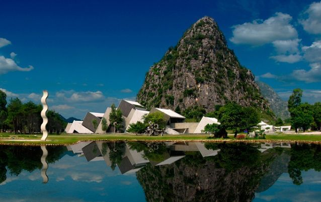 Club Med opens in China's Guilin http://ow.ly/qah9q