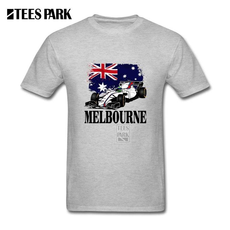 Men formula one formula 1 australia flag F1 T-Shirts Comfortable T Shirt Round Neck Tshirt Cotton Short Sleeve Cotton T Shirt #Affiliate